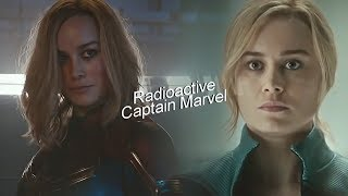Captain Marvel || Radioactive
