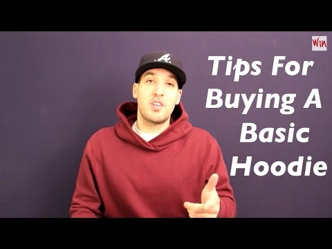 """Tips For Buying The Perfect """"Basic Hoodie"""" - Eddie Win"""