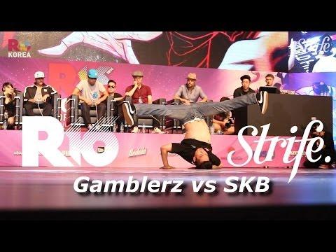 Gamblerz vs SKB | R16 Korea 2014 | Strife.TV