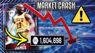 HOW TO NOT LOSE MT & ACTUALLY MAKE MT DURING MARKET DEFLATIONS IN NBA 2K20 MyTEAM!!