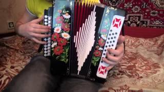 Маруся | Видеоурок игры на гармони