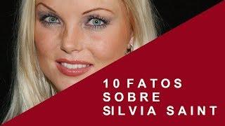 10 fatos sobre a ex-atriz pornô Silvia Saint
