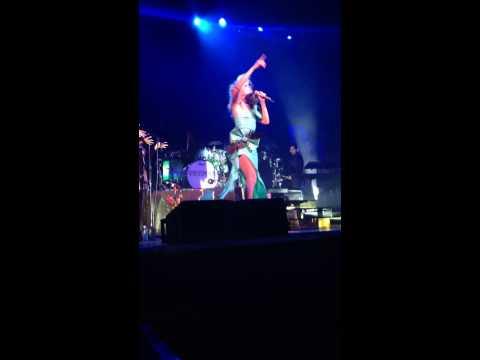 Agony - Paloma Faith - Fall To Grace Tour - 28.1.13