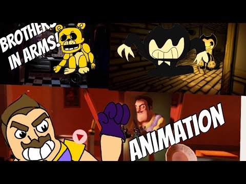 Brothers In Arms animated  BroTimeStudioz