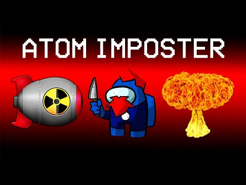 NEUE NUKE IMPOSTER ROLLE in Among Us...