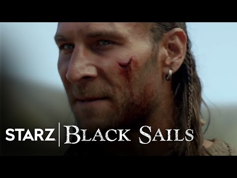Black Sails | The Best of Black Sails: Vane's Warning in Charles Town | STARZ