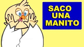 SACO UNA MANITO - Canciones infantiles del DVD: Cantando en Amapola -versión original