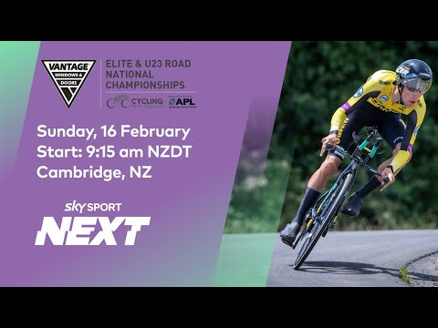 Vantage Elite & U23 Road National Championships | Cycling | Sky Sport Next