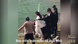 [Music ANM] - Hậu trường hài hước cảnh bay lượn và lãng mạn trong phim kiếm hiệp