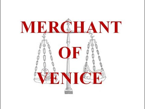 MERCHANT OF VENICE (TAMIL)  - TNPSC GENERAL ENGLISH
