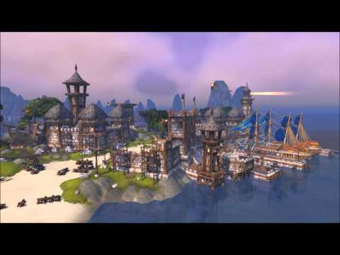 Alliance & Stormwind Theme - Mists Of Pandaria