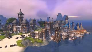 alliance stormwind theme mists of pandaria
