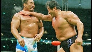 【王者】小橋建太 VS 【挑戦者】佐々木 健介 NOAH会場 Kenta Kobashi VS...