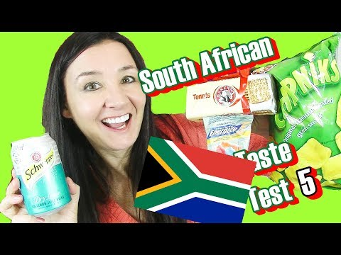 South African Taste Test 5