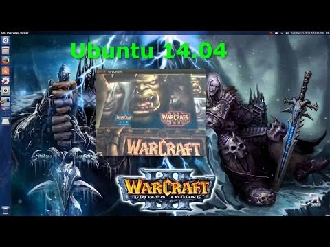 How To Install WarCraft 3 In Ubuntu 14.04 (PlayonLinux)