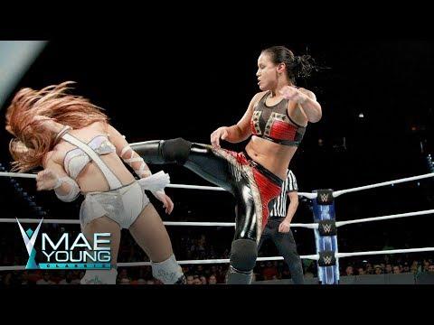 Kairi Sane vs. Shayna Baszler - Tournament Final: Mae Young Classic Finale, Sept. 12, 2017