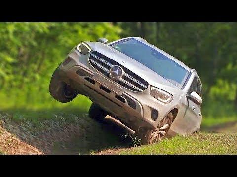 2019 Mercedes GLC – Off-Road Test Drive