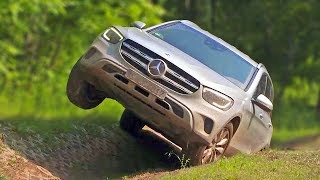 2019 Mercedes GLC – Off-Road Test Drive
