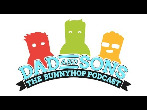 Dad & Sons XV: Allcock's Revenge: Podcast of the Year 2015 Edition