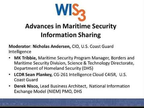 WIS3 Maritime Info Sharing 20150326