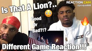 Jackson Wang - Different Game (Official Video) ft. Gucci Mane REACTION!!!