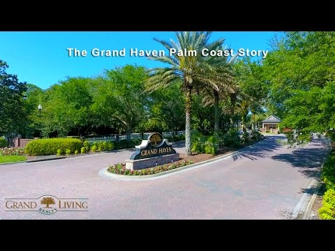 Preview Video Of Grand Haven Community From Grand Living Realty In Palm Coast, FL