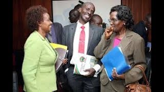 KCSE 2017: Mrs Nancy Macharia's concerns as CS Matiangi releases KCSE Results