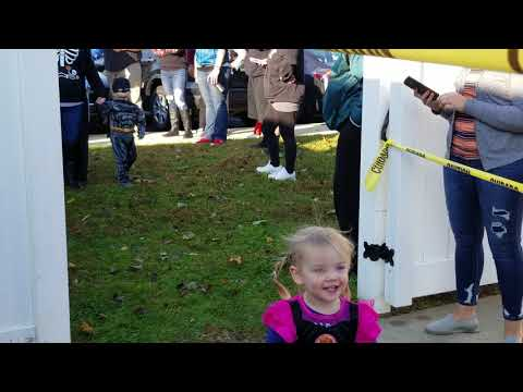 Mother Goose Learning Center 2018 Halloween Parade