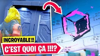 A PLAYER TO TROUVÉ THE BUNKER SECRET of THE SAISON 9 TRAILER on FORTNITE!!