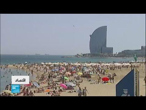 النشاط السياحي في برشلونة يشهد تراجعا ملحوظا  - نشر قبل 2 ساعة