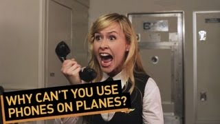 Why Can't You Use Phones on Planes? thumbnail