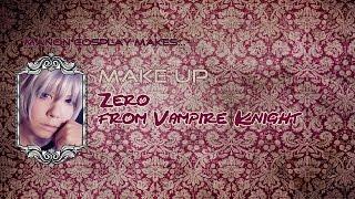 [Manon Cosplay] Zero from Vampire Knight [Make Up Test]
