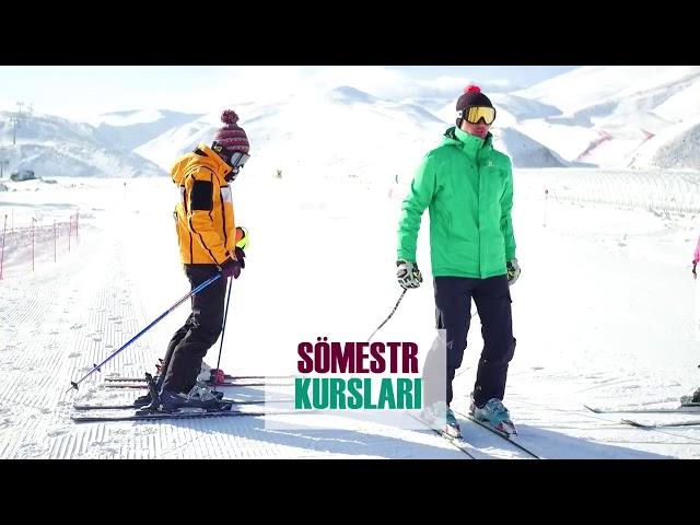 Spor A.Ş. Kayak Okulu Reklam Filmi