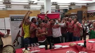 Sorteo Copa del Rey 2016-2017. CD Guijuelo - Atlético de Madrid
