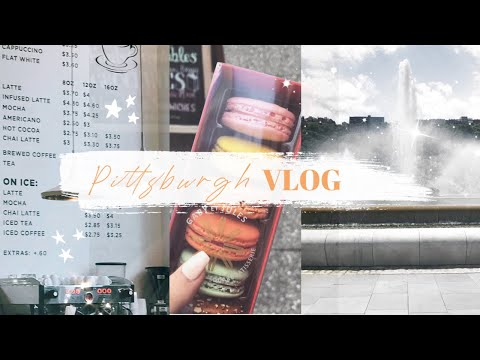 ♡Pittsburgh Travel VLOG!!