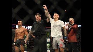 Eddie Alvarez vs Dustin Poirier Fight Recap |  UFC Fight Night July 28,2018