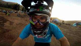 GoPro HD: MTB Slopestyle 2011 Teva Mountain Games – Mike Montgomery's First Place Run
