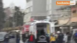 Afrin den Reyhanlıya roketli saldırı 1 ölü ve yaralı var!!!!
