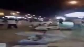 Annaba Le 25 26 06 2016 أعمال شغب و عنف