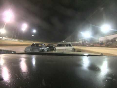 Ark-La-Tex Speedway Feature Race.