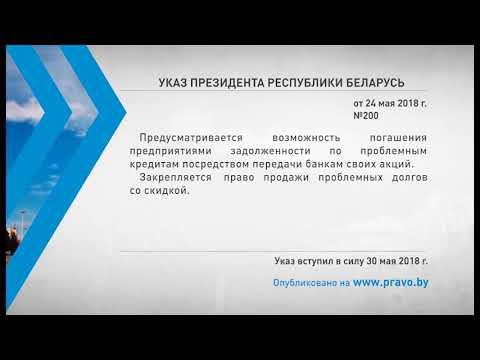 Беларусь задолженность по кредитам