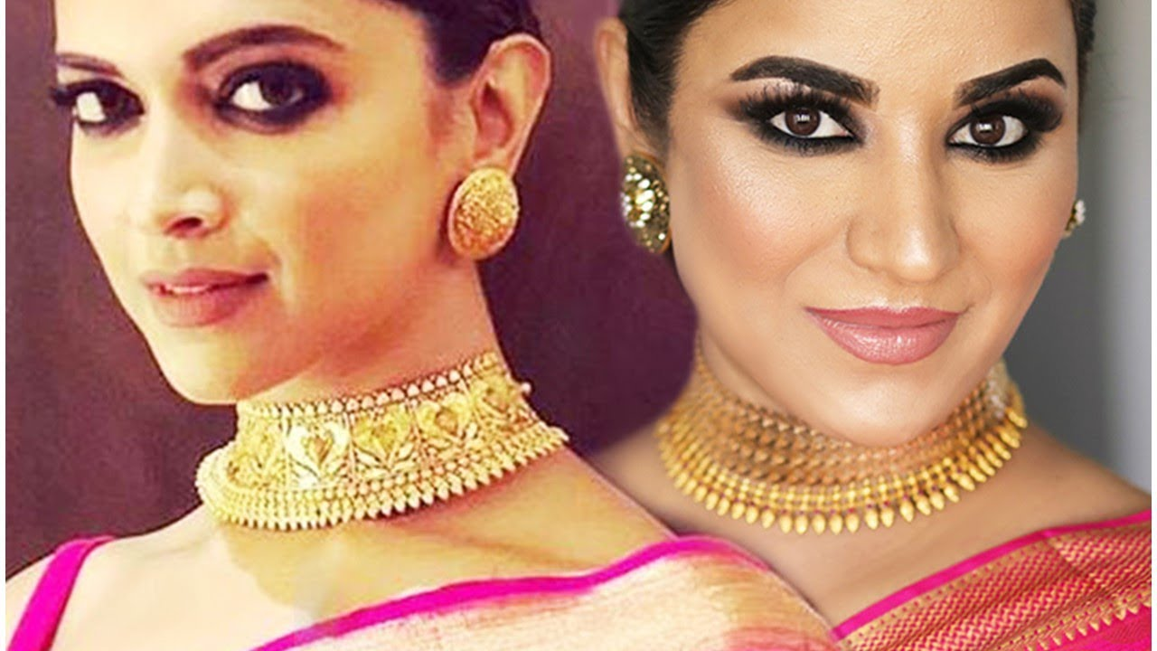 Deepika Padukone Complete Makeup and Hairstyle | HT Most ...