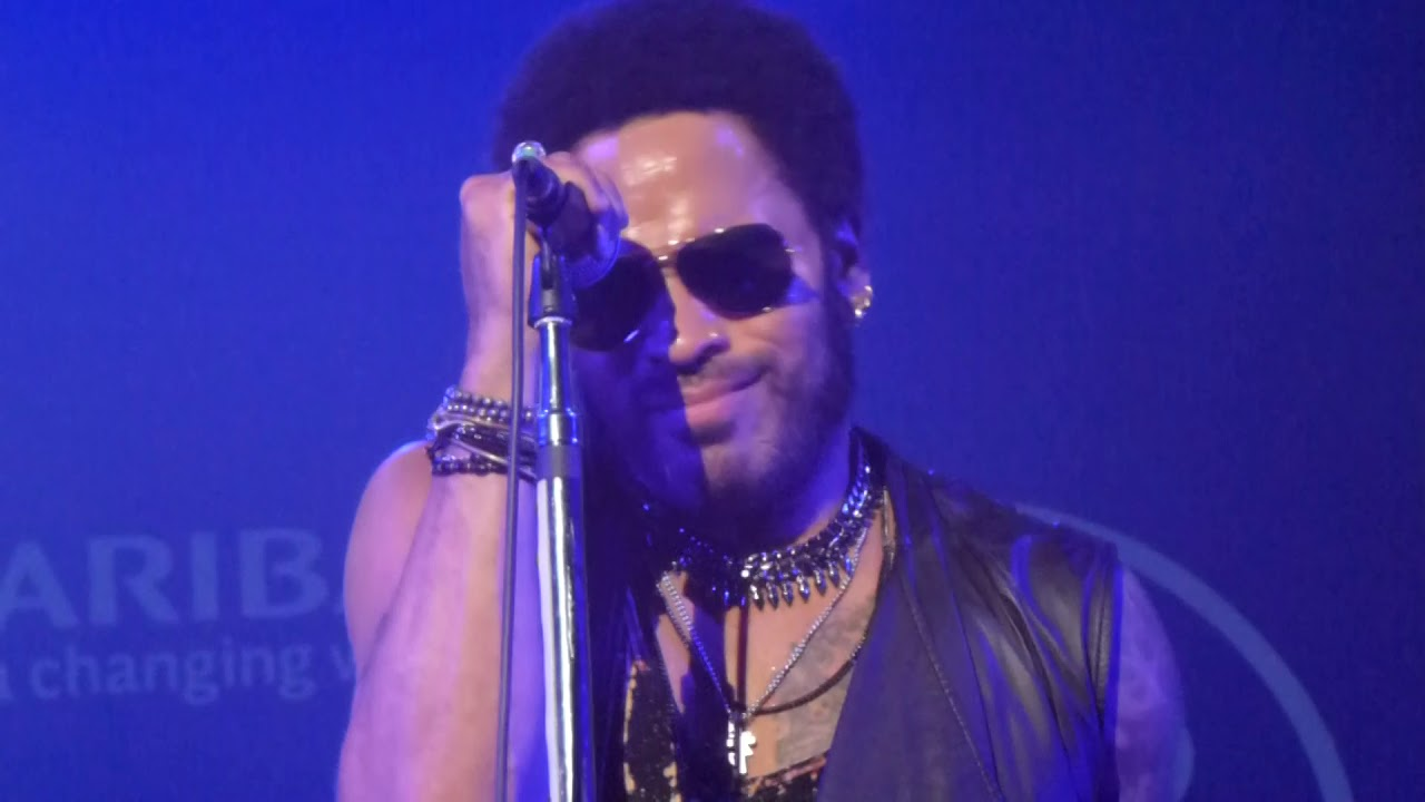 Lenny Kravitz - Fields of Joy / Stand by my Woman / Believe -  Rotterdam 6-July-2012