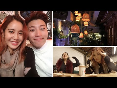 Back in Seoul & it's so hard to vlog lol | #Vlogmas Day⑦
