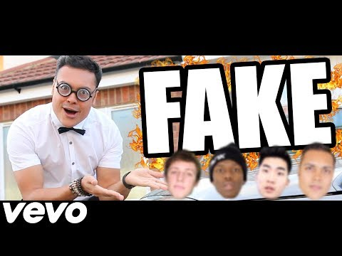 DISS TRACK - FAKE YOUTUBERS !!!