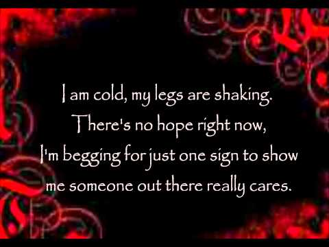Self Inflicted - Smile Empty Soul lyrics