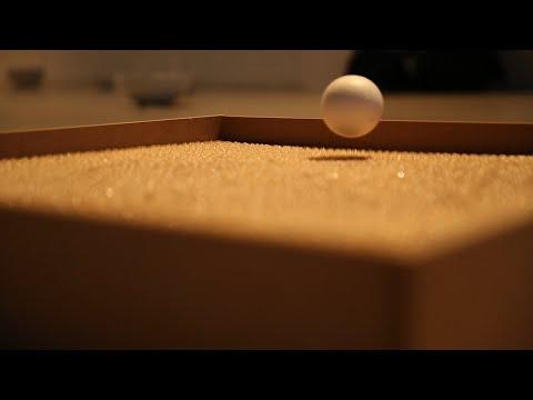"""Subverted spatialization interface"" sound art installation"