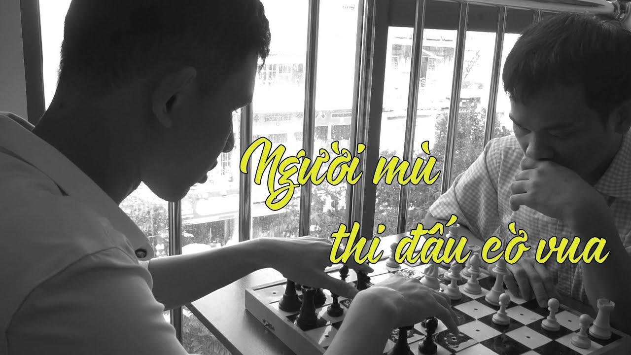 Giải đấu cờ vua cho người mù