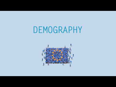 Demography: Ageing Europe