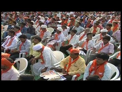 PM Shri Narendra Modi addresses public meeting in Patan, Gujarat : 11.12.2017